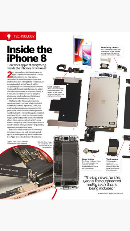 How It Works Magazine: Science and technology screenshot-3
