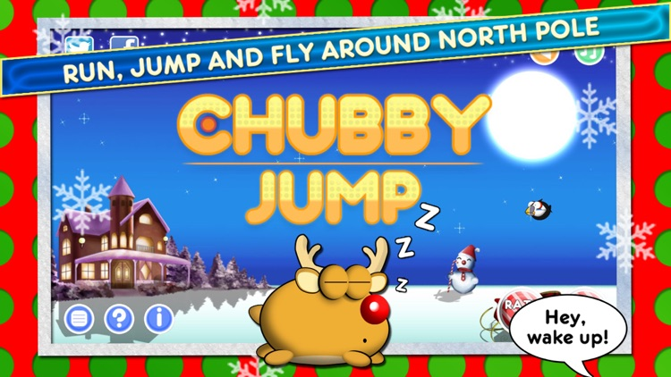 Chubby Jump Endless Adventure