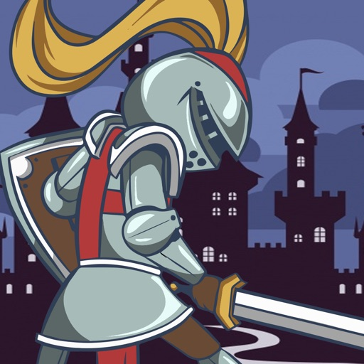 Tiny Knight Castle Runner Fun