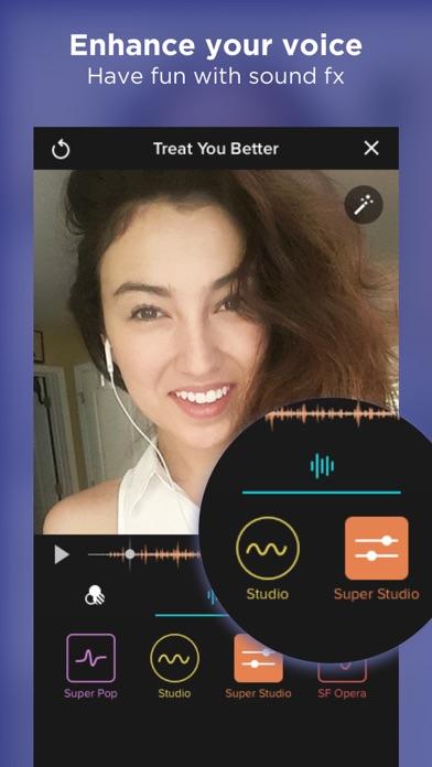 Sing! Karaoke by Smule app image