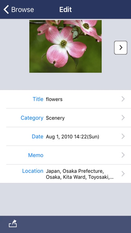 ToruMemo Lite(Photo+Note+Map) screenshot-3