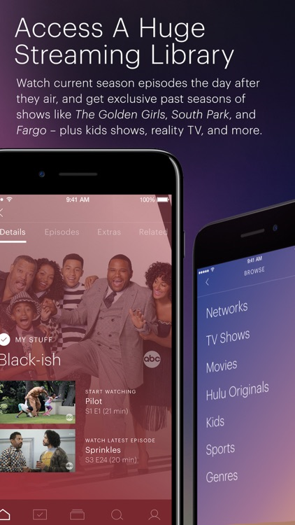Hulu: Watch TV Shows & Movies screenshot-3