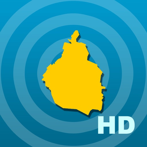 Alerta Sísmica DF HD