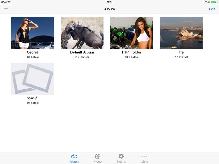 My Photo Safe for iPad