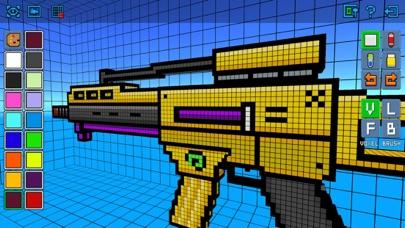 ピクセル シューティング: Cops N Robbersのスクリーンショット3