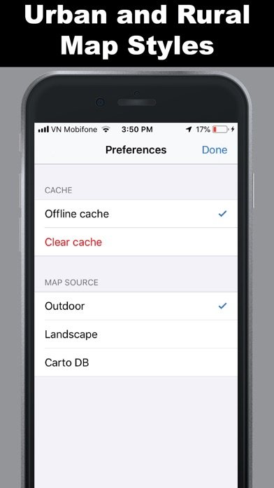 Screenshot for GPX Viewer-View GPX Files! in Portugal App Store