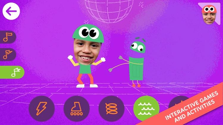 StoryBots – Fun & Learning screenshot-4