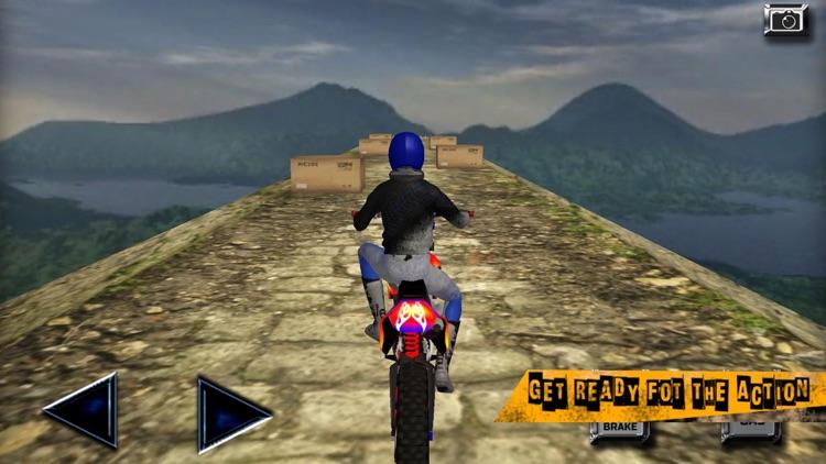 Extreme Offroad Bike Rider