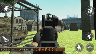War Heroes Shooter screenshot one