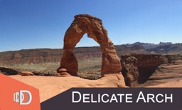 The Delicate Arch 3D TV