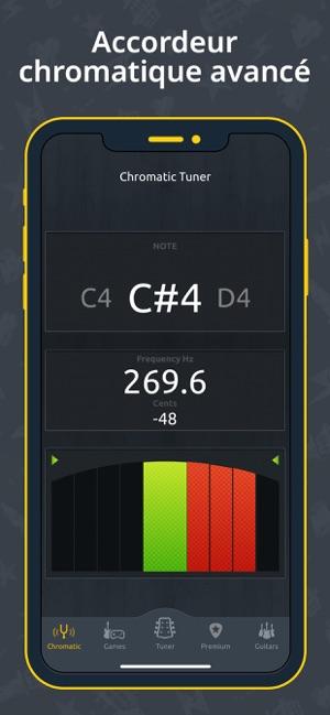 accordeur chromatique gratuit mac