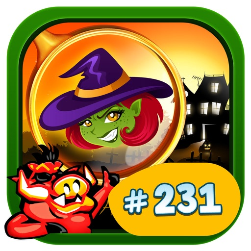 The Witch Hidden Object Games
