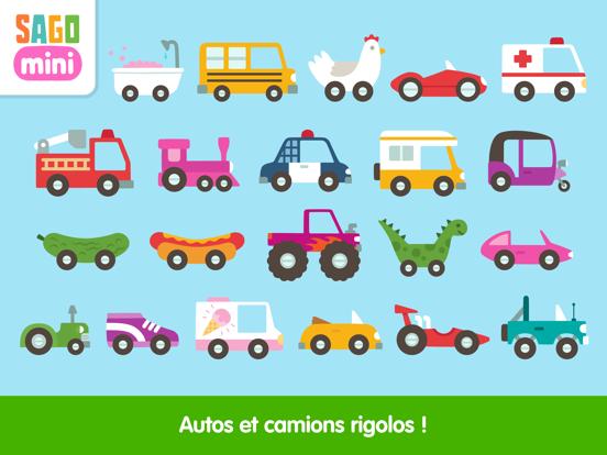 Screenshot #5 pour Sago Mini En voiture!