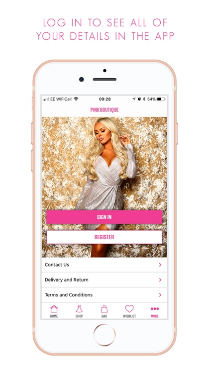 Pink Boutique screenshot-4