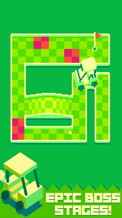 Nano Golf: Puzzle Putting screenshot-4