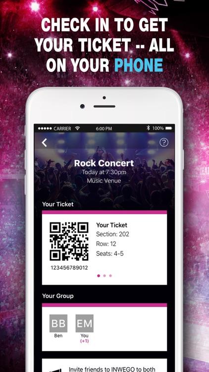 INWEGO - Ticket Subscription screenshot-4