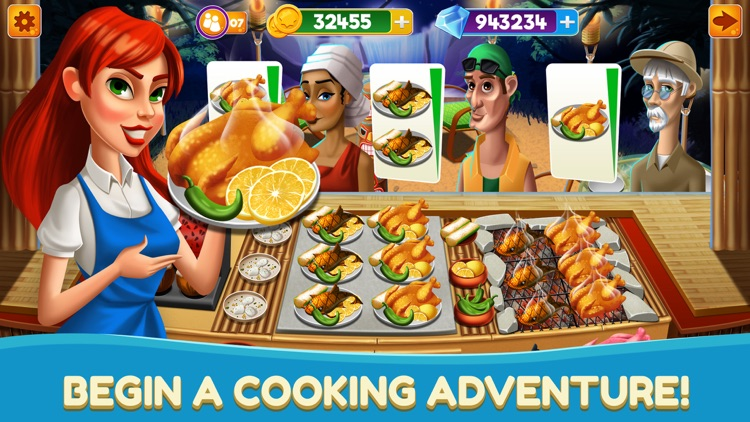 Chef Fever - New Cooking Game
