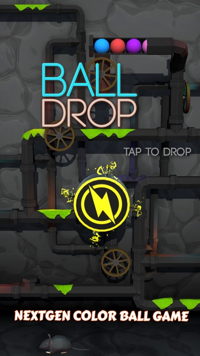 Ball Drop Zone screenshot #1