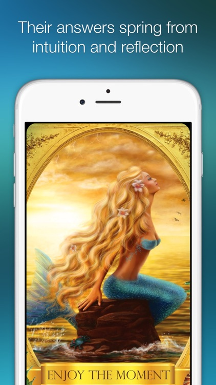 Ask the Mermaids Oracle Cards screenshot-3