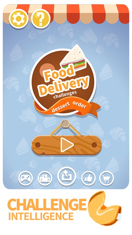 Food delivery-dessert order screenshot-0