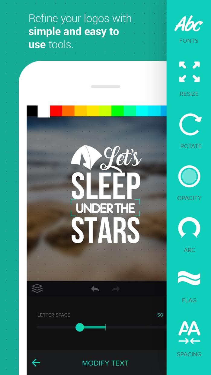 Logo Maker - Logo Foundry Screenshot