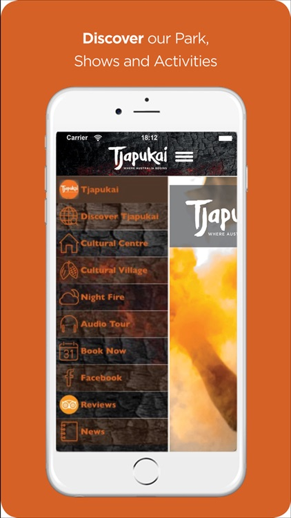 Tjapukai Guide