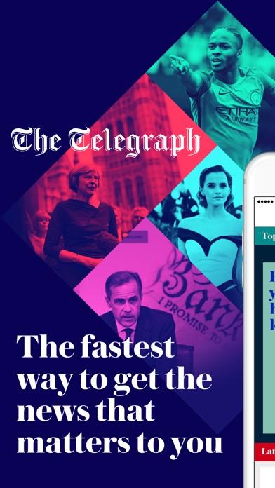 The Telegraph review screenshots