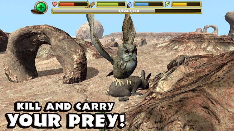 Owl Simulator screenshot-4