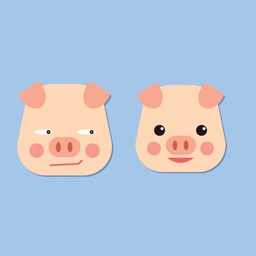 Pig emoji smiley pack