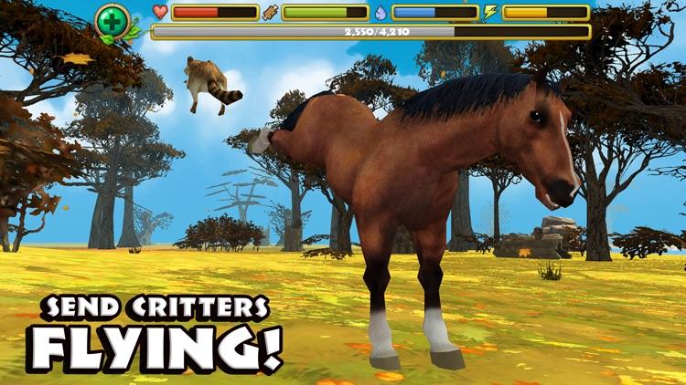 Wild Horse Simulator screenshot-4