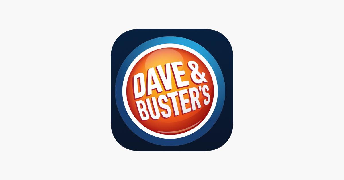 dave buster s charger en app store rh apps apple com