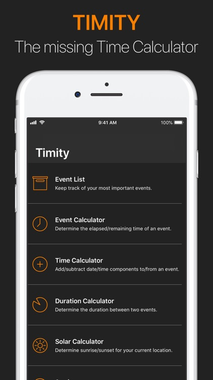 Timity screenshot-0