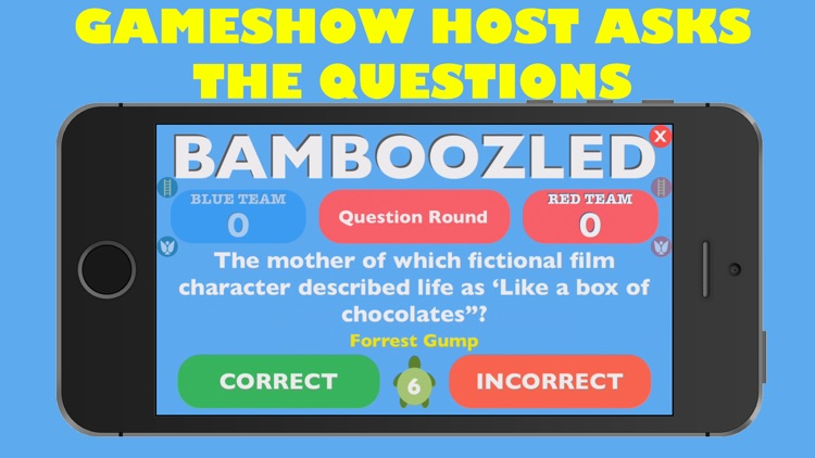 Bamboozled Friends Trivia Game