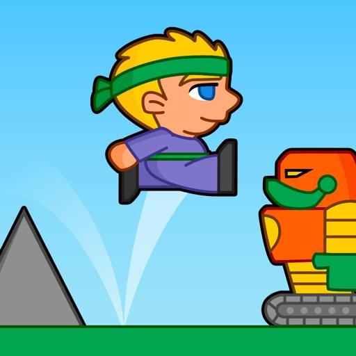 Villagers vs Robots Run Lite