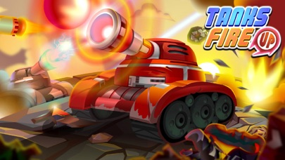 Tanks Fire Up:pocket wars hero Screenshot on iOS