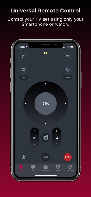 Remote Control LG Smart TV on the App Store