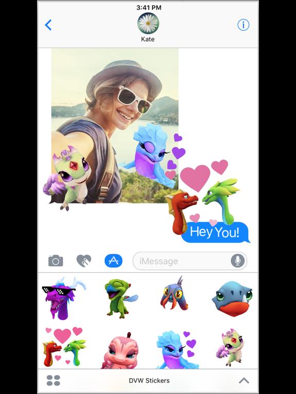 DragonVale World Stickers screenshot 9