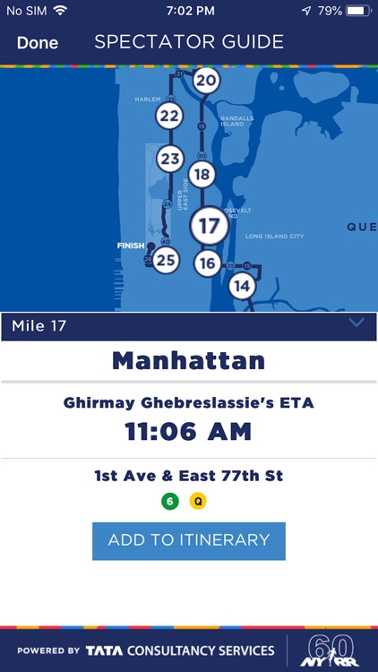 TCS NYC Marathon (Non-US) screenshot-6