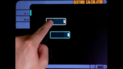 Gesture Calculator screenshot three