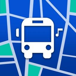 Audio Guide Paris Visit Bus
