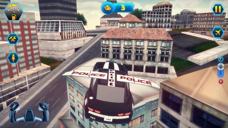 Sports Flying Cars screenshot-4