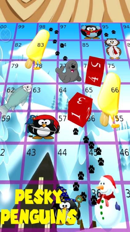 Pesky Penguins Board Game screenshot-3