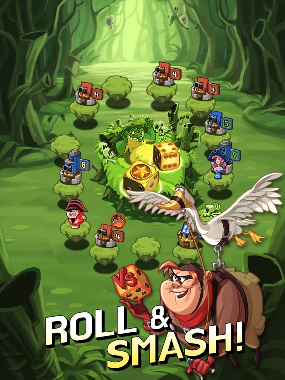 Dice Brawl: Captain's League screenshot 6