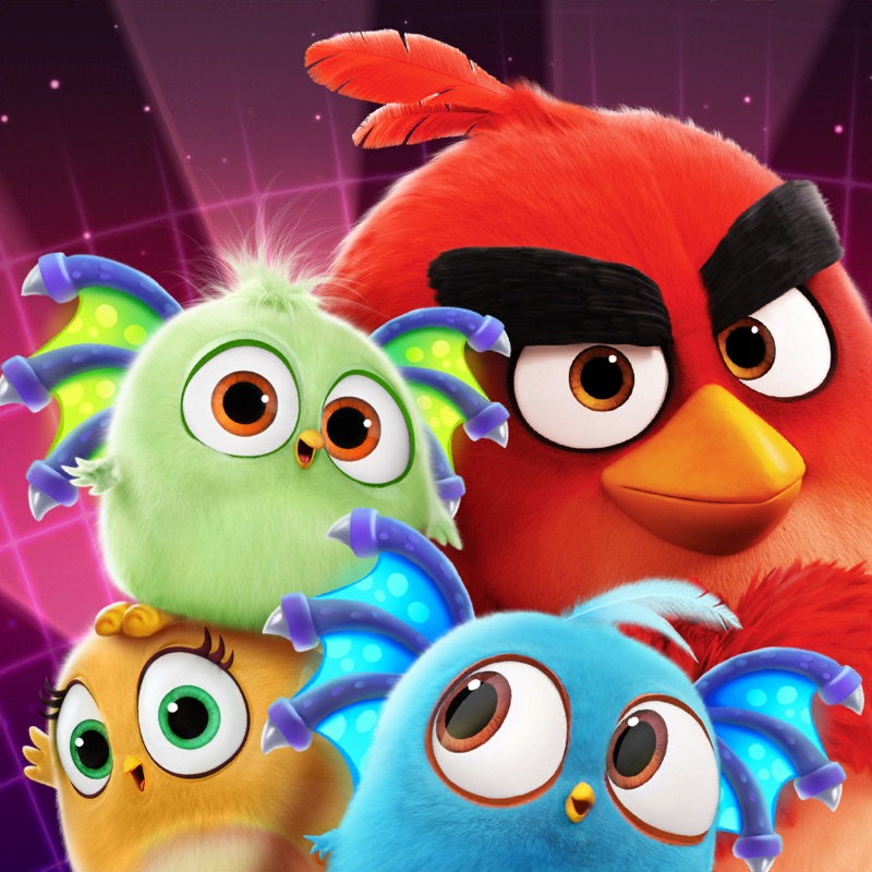 Angry Birds Match Hack Tool