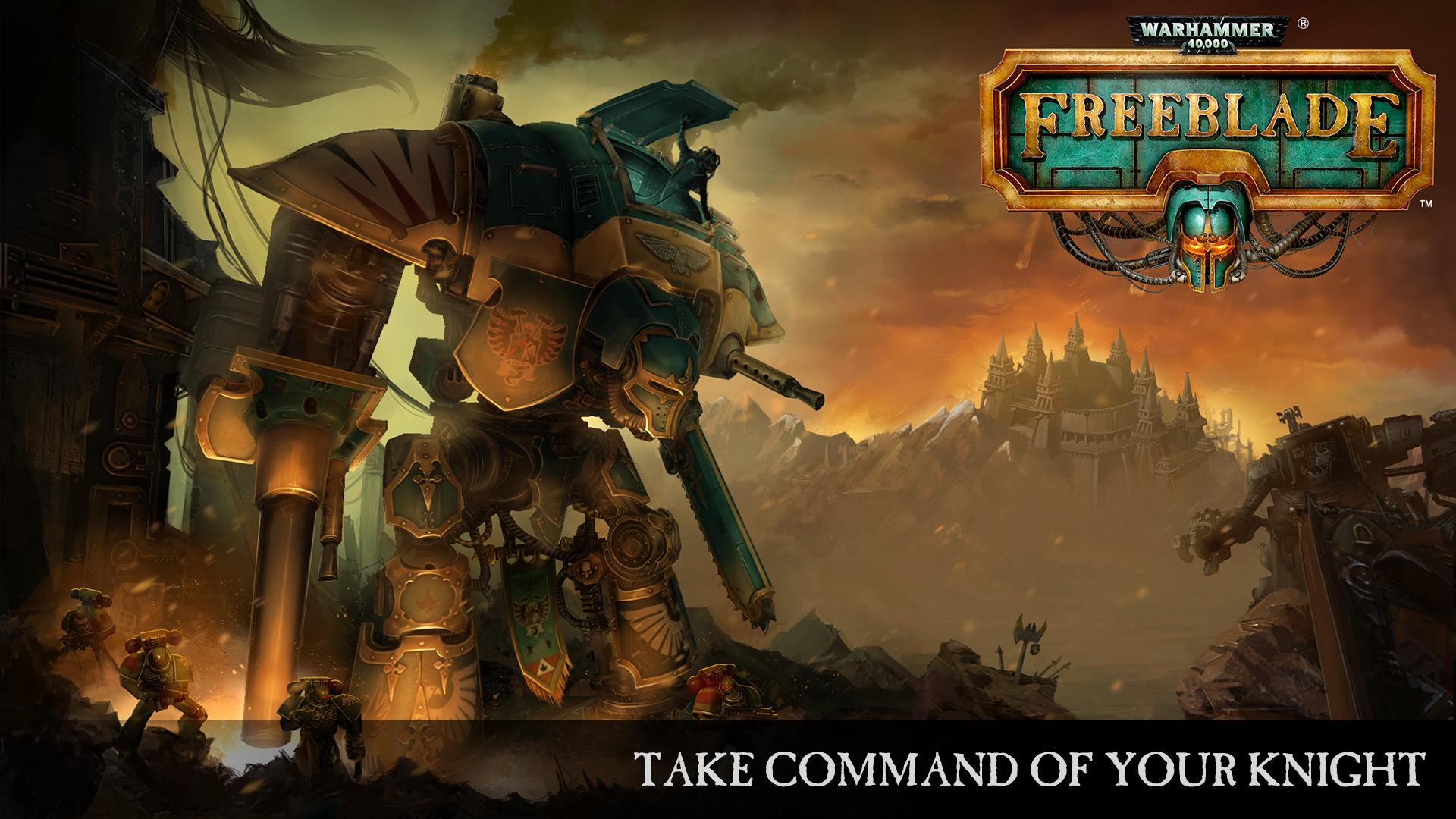 Warhammer 40,000: Freeblade screenshot 15