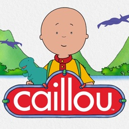 Caillou the Dinosaur Hunter