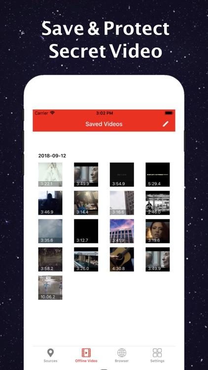 Video Saver - Edit Manager