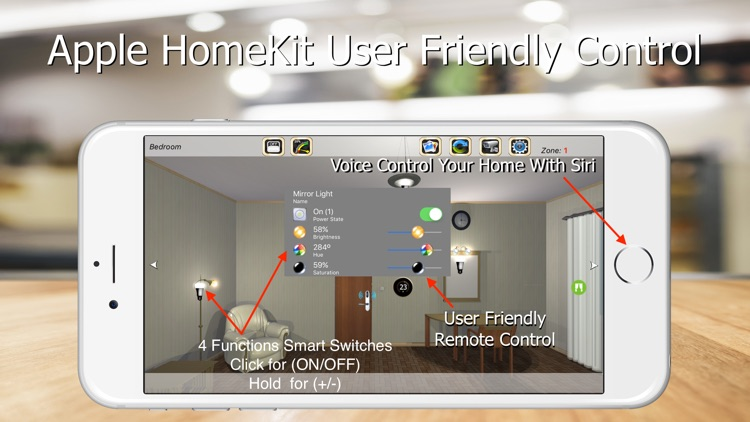 HOS Smart Home All In One screenshot-5