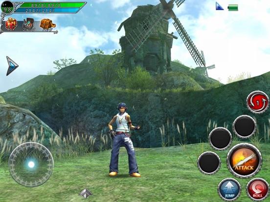 RPG アヴァベル オンライン -絆の塔-のスクリーンショット7