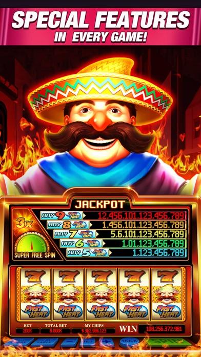 Slots Casino - Jackpot Mania 1.9.0 IOS